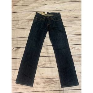 Abercrombie and Fitch Blue Jeans W 28 by L30 NWT